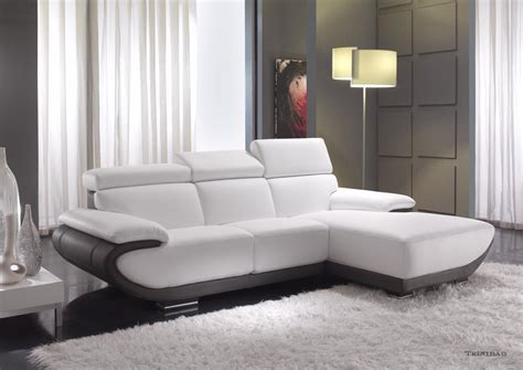 canapé relaxation microfibre acheter votre canapé contemporain fixe ou relax cuir ou