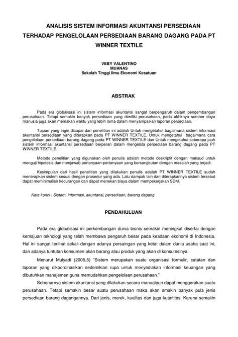 Makalah Laporan Keuangan Perusahaan Dagang Pdf – Wulan