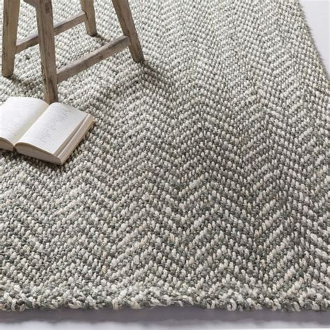 grey kitchen rugs herringbone reed area rug light gray herringbone