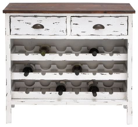 distressed wood wine cabinet distressed bright white wine cabinet beach style wine