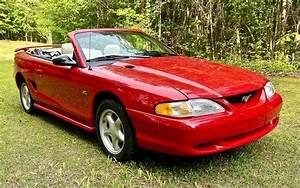 12k Mile Survivor: 1995 Ford Mustang GT Convertible