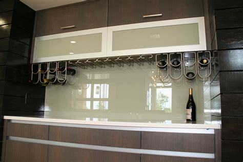 easy to clean kitchen backsplash glass backsplashes no seams no grout easy to clean