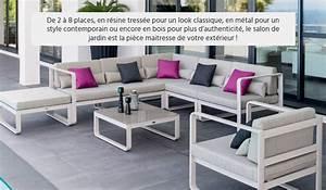 Salon De Jardin Gifi 2018 : salon de jardin hesperide en r sine m tal ou bois pas cher ~ Melissatoandfro.com Idées de Décoration