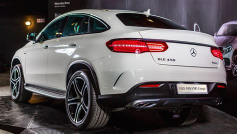Mercedes-benz Gle Coupe Launched In Malaysia