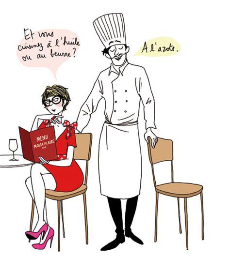image drole cuisine book pro édition chimie cuisine moleculaire et la vérité