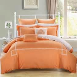 4pc 6pc 10pc comforter bedding sets blue grey green orange purple deep blue colors bed sheet