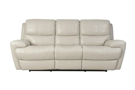 white leather reclining sofa andros leather power reclining sofa at gardner white