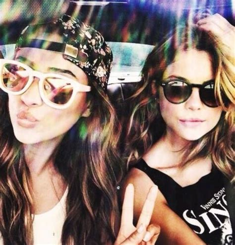 Shay Mitchell and Ashely Benson ️ | Pretty little liars ...