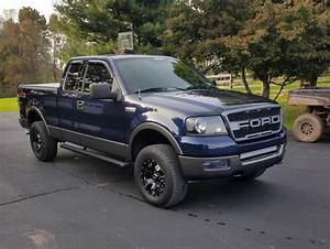 Trueblue U0026 39 S 2004 Ford F150 Fx4 Super Cab 4wd