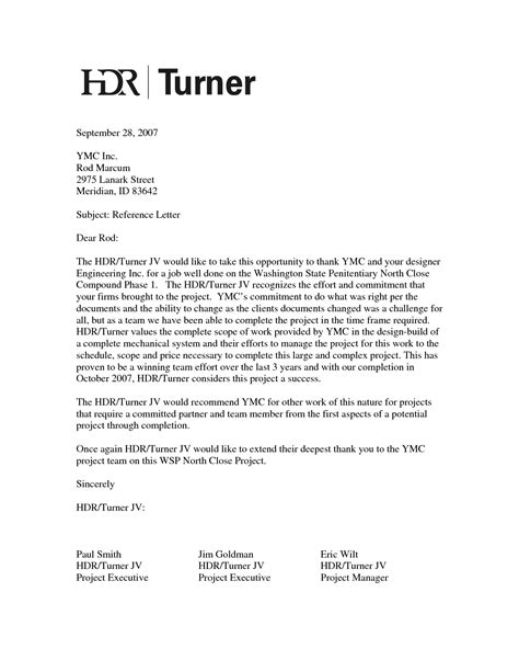 a reference letter reference letter crna cover letter