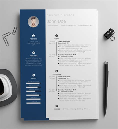 Free Resume Templates For Word by 25 Free Resume Templates For Microsoft Word How To Make