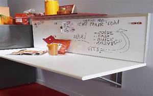 Table Murale Rabattable Leroy Merlin