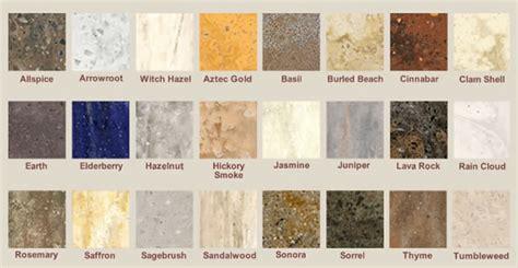 Corian Countertop Colors Hibiscus Flowershop Choosing A Countertop Granite