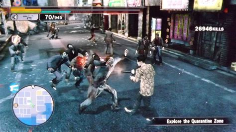yakuza dead souls review ps gametangentscom