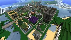 Town lapse how to build a town in minecraft in 30 for Things to know when building a house