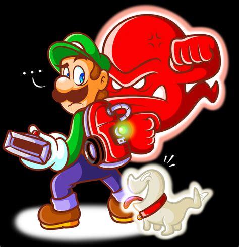 Luigis Mansion Dark Moon By Jamesmantheregenold On