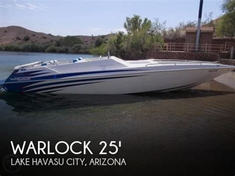 Warlock Performance Boats by Print Listing Warlock 2006 Used Boat For Sale In