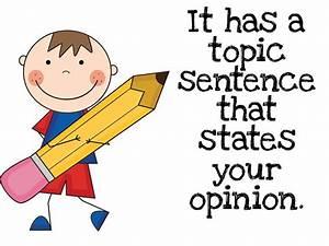 Persuasive Writing Fun in First