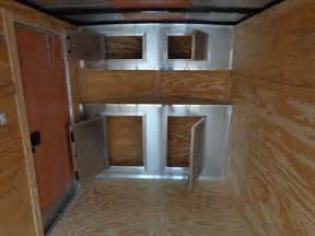 v nose enclosed trailer cabinet pictures motorcycle review and galleries