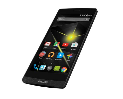 what is a smartphone archos 50 smartphones overview