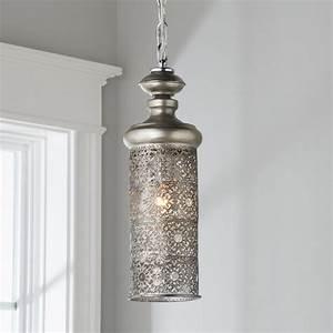 Moroccan, Cylinder, Pendant, Light