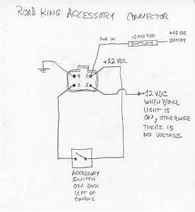 Harley Accessory Plug Wiring Diagram - Database