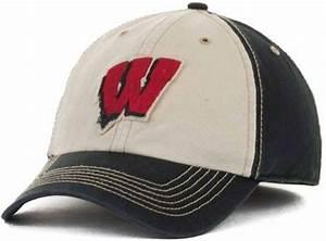 47 Brand Wisconsin Badgers Ncaa Sandlot Franchise Cap in ...