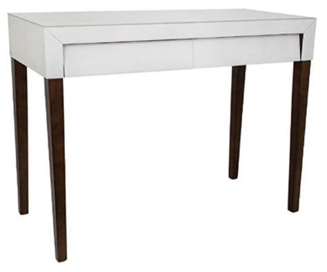 petit bureau design pas cher petit meuble déco la console galuchat en grey meuble et