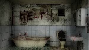 Horror bathroom 28 images quot horror quot bathroom by for Horror movie bathroom scene