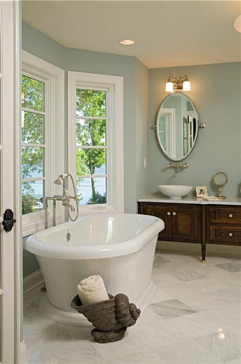 bathroom paint ideas blue 25 luxurious marble bathroom design ideas benjamin