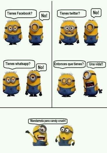 Minions Memes En Espaã Ol - no jajajajaja minions memes en espa 241 ol pinterest chistes gracioso y poemas
