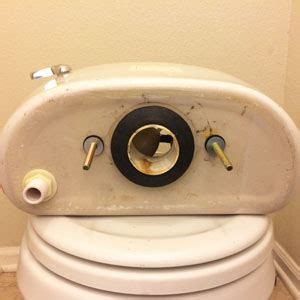 How To Fix A Toilet Leaking From The Tank Bolts Or Gasket