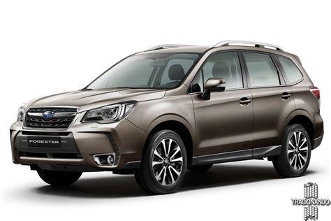 Subaru Xt Turbo by Subaru Forester Xt Turbo 2017 Estreia Por R 159 600