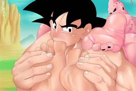 Click On Submit After Leads All Changes Goku Meets Gohan & Buu'S Hips By Masutaa