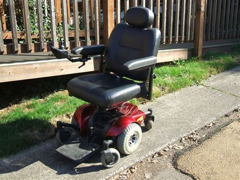Pronto Power Chair M41 by Invacare Pronto M41 Power Wheelchair Electric Scooter W