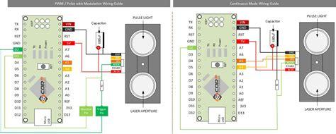 Wiring The Lidar Light Detection Ranging Sensor