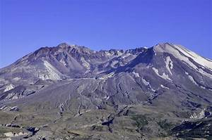 Mount Saint Helens National Monument and Mount Rainier ...