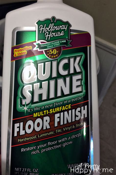 shine floor finish remover using holloway house quick shine floor finish a pretty happy home