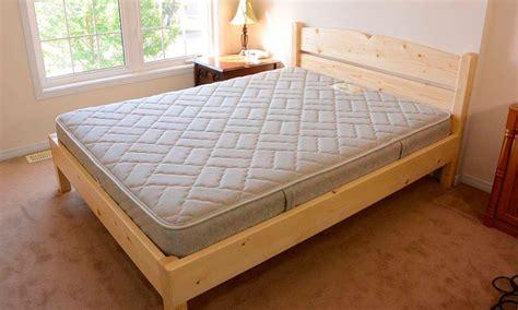 Как сделать двуспальную кровать своими руками проект