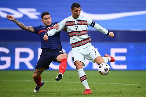 France 0-0 Portugal: Player Ratings as European ...