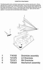 Caravansplus  Spare Parts Diagram