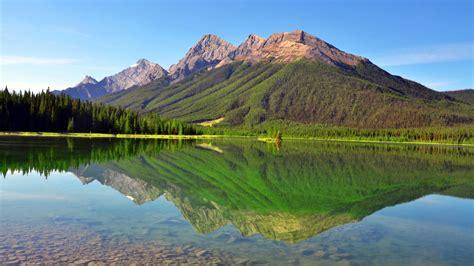 湖,山,夏天,自然,风景桌面壁纸-风景壁纸-壁纸下载-彼岸桌面