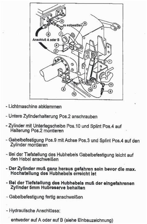hydraulik schlepperteile traktorteile ersatzteile