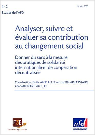 changement si鑒e social sarl analyser suivre et 233 valuer sa contribution au changement