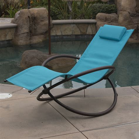 orbit zero gravity chair lounge pool outdoor