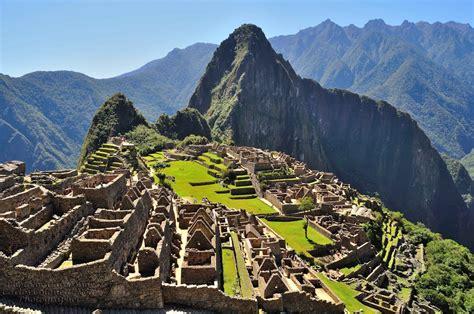 Machu Picchu Peru Weirdly Beautiful Places 8