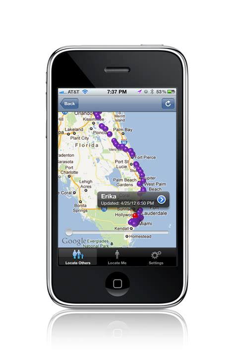 gps tracker iphone iphone tracking gps app top10 cell phone software