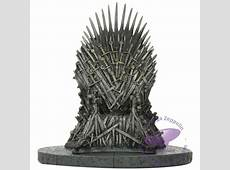 Iron Throne Replica 18cm Game of Thrones Zeppelin un