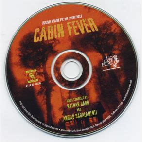 Cabin Fever 2 Tracklist by Cabin Fever Angelo Badalamenti Nathan Barr Mp3 Buy