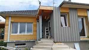 Rénovation d une maison d habitation à Cernay